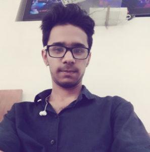 Vashishtha Kapoor Blogger