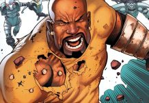 Marvel's power man Luke Cage