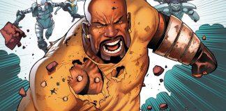 Marvel's power man Luke Cage