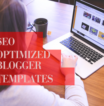 SEO Optimized Blogger Templates