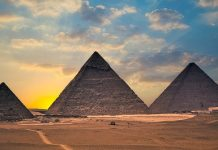 Giza Pyramid's Ancient Secrets