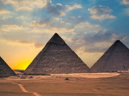 Giza Pyramid's Ancient Secrets