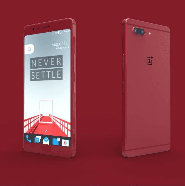 OnePlus 5 Design