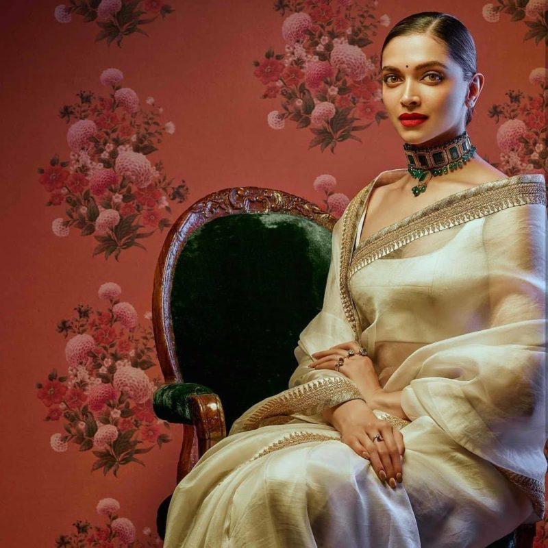 Elegant Photos of Deepika Padukone