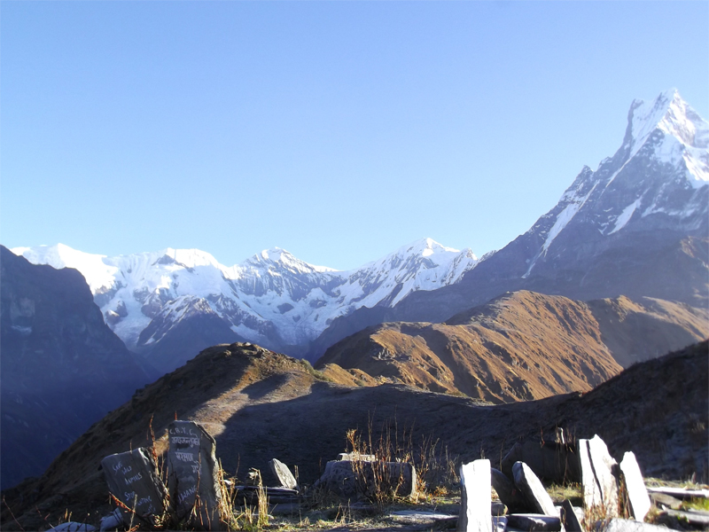 Photo of Mardi Himal Trek – Trekking in Nepal