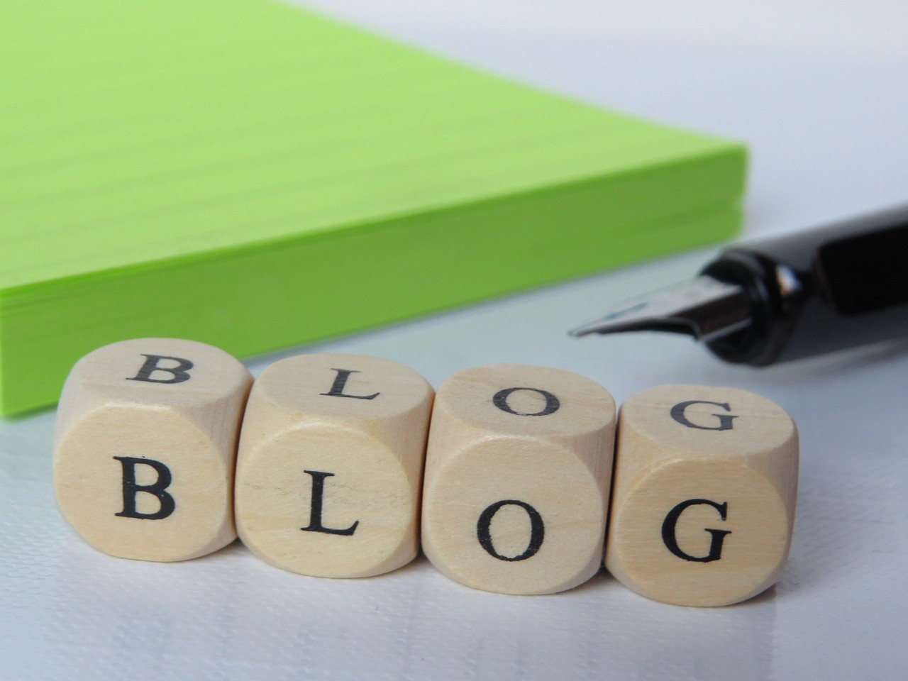Open a Blog Account