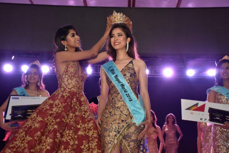 Miss-Nepal 2018