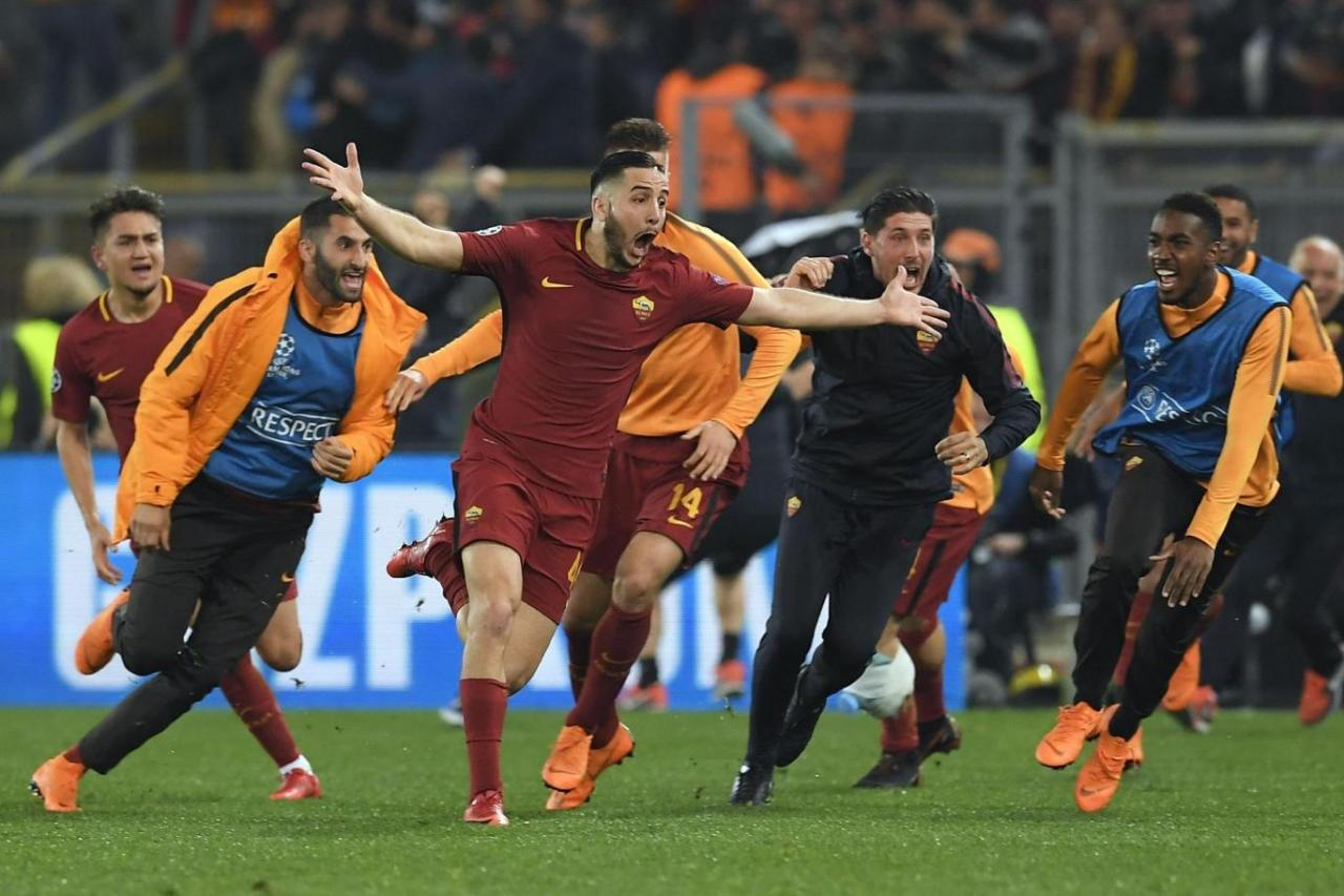 Roma Brought pride back to Italian football