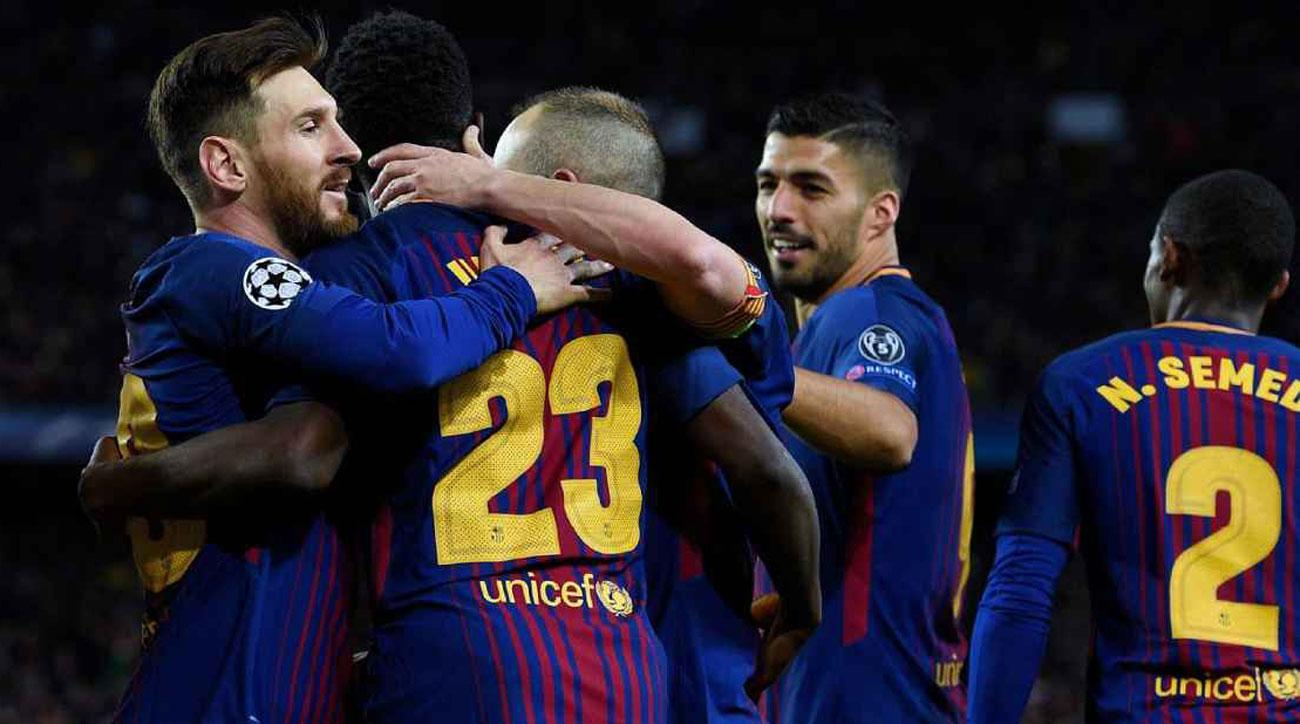 Photo of Barcelona Ran Rampant with Help of Two Own Goals