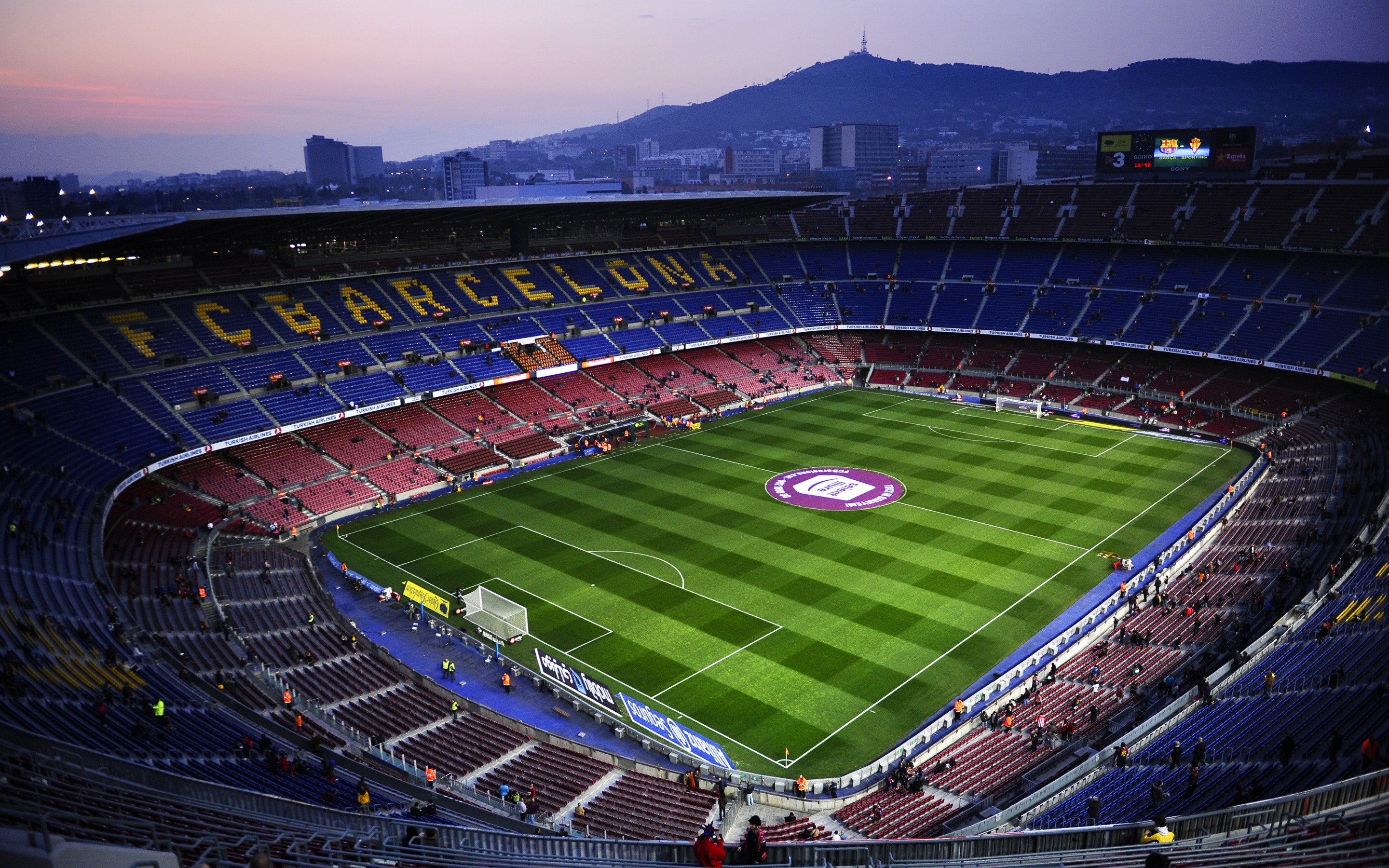 Top 10 largest football stadiums in the world