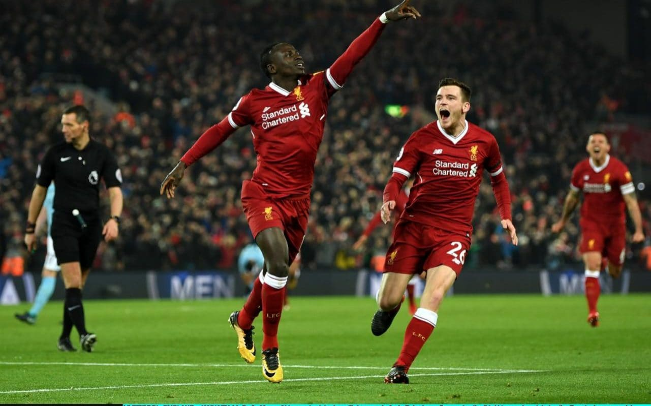 Photo of Liverpool Outclassed Manchester City at Anfield