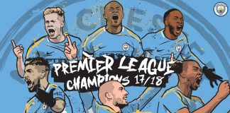 Manchester City win the Premier League title as Man Utd lose