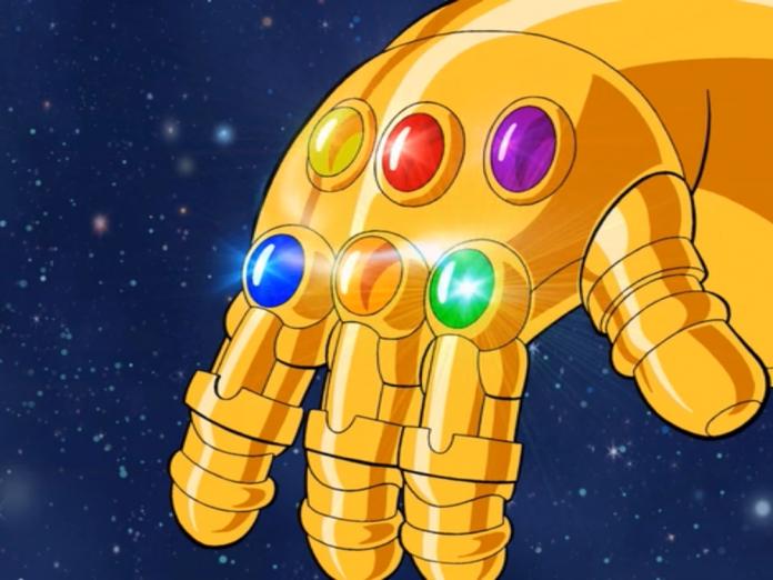 Power of Infinity Gems