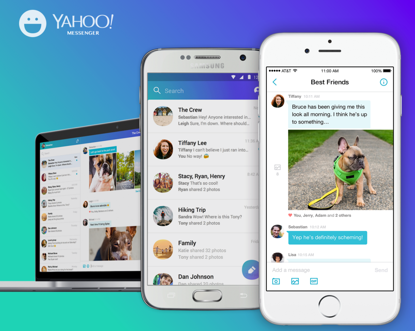 Yahoo Messenger App Shutting Down