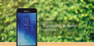 Samsung Galaxy Amp Prime 3