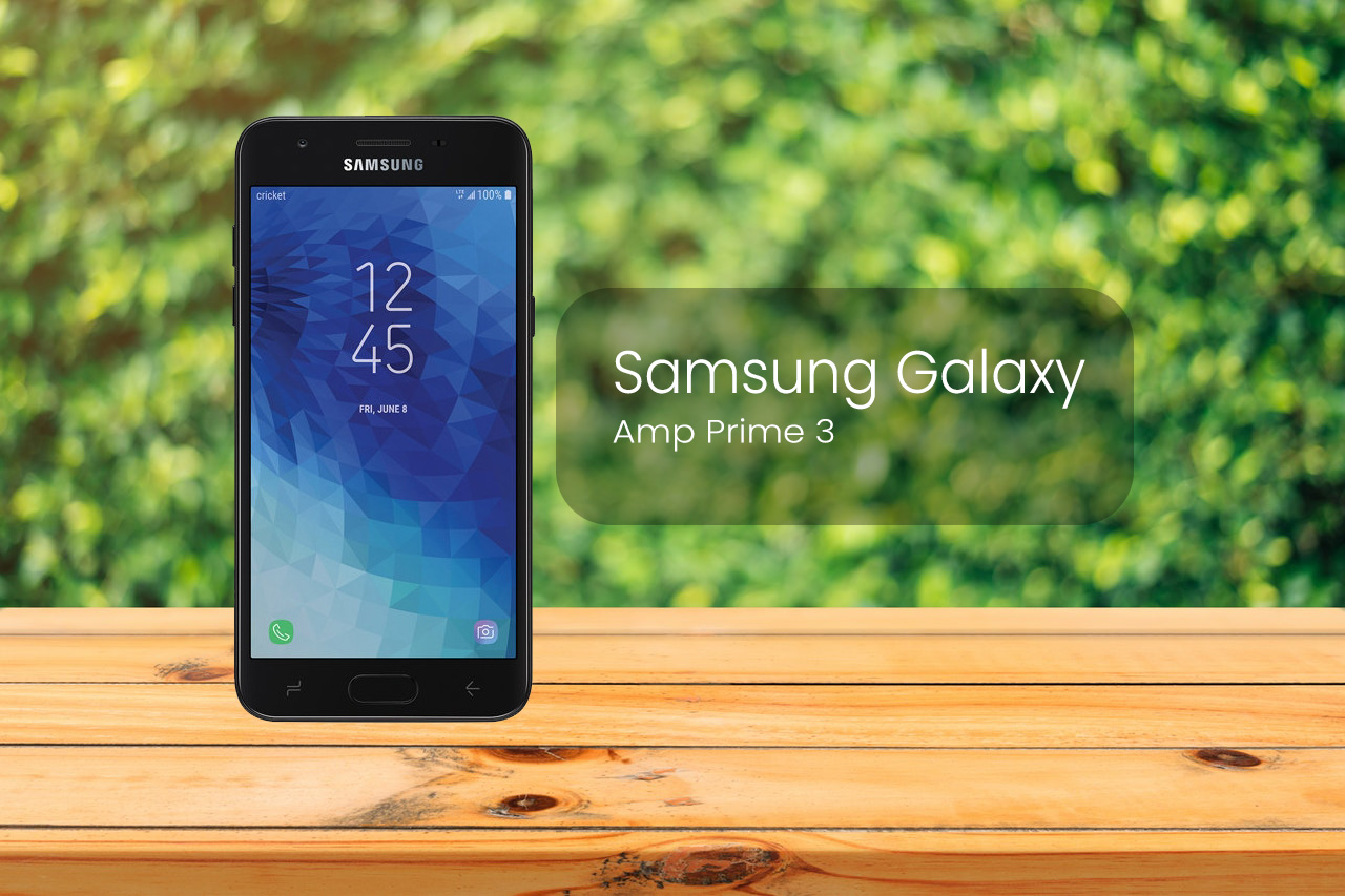 Photo of Samsung Galaxy Amp Prime 3 Full Specifications