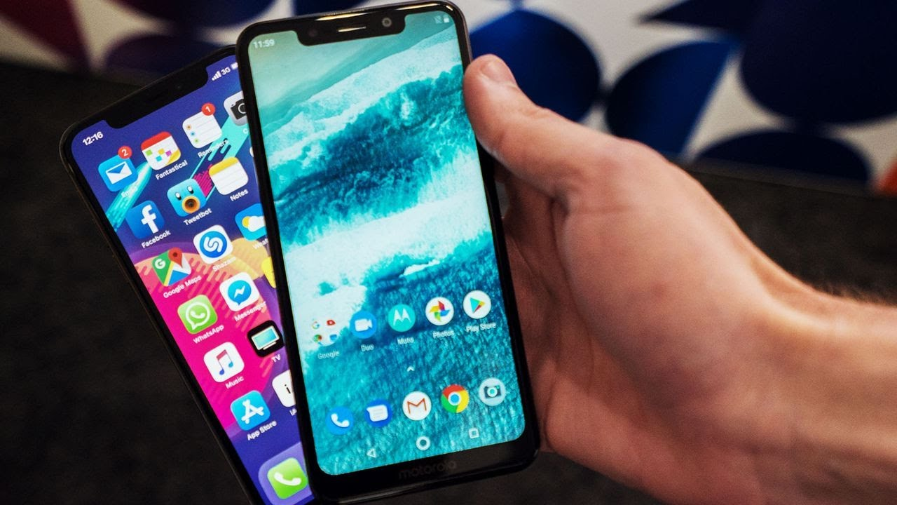 Photo of Motorola One & Motorola One Power – Full Phone Specifications