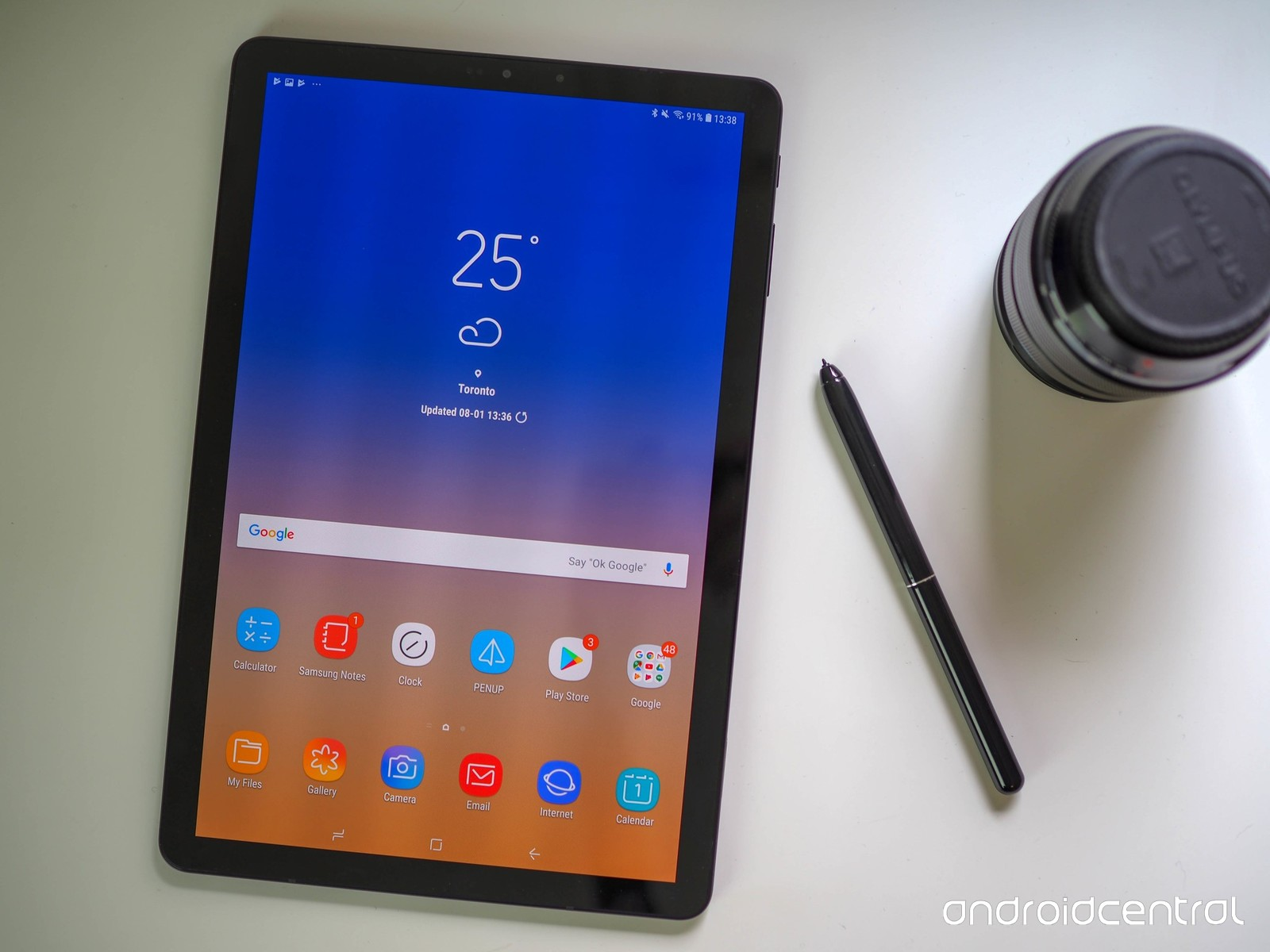 Photo of Samsung Galaxy Tab S4 – Full phone specifications