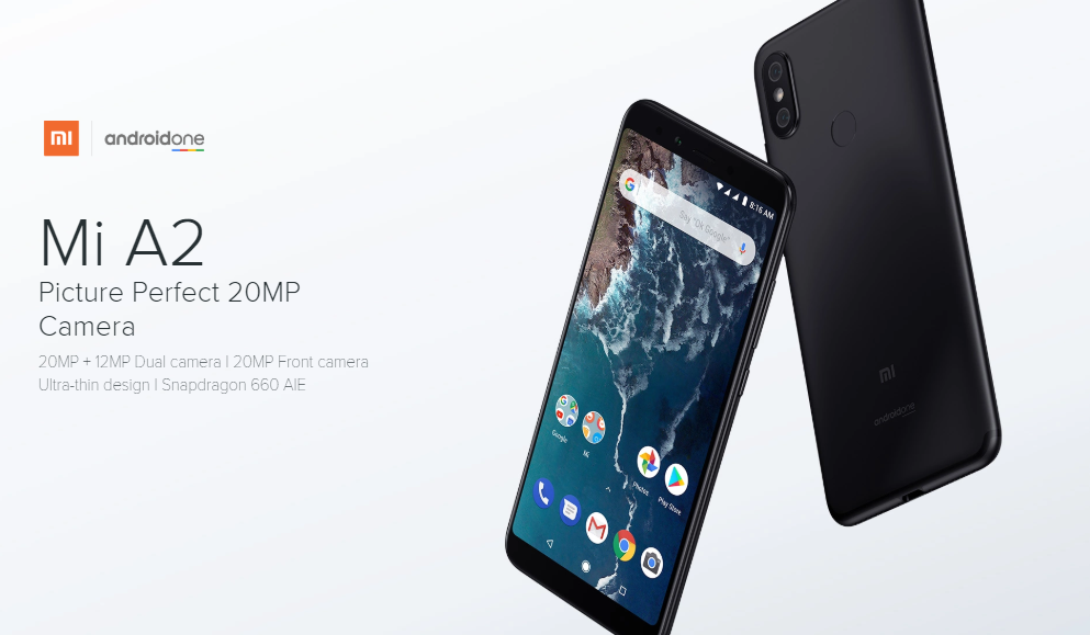 Photo of Xiaomi Mi A2 – Full phone specifications