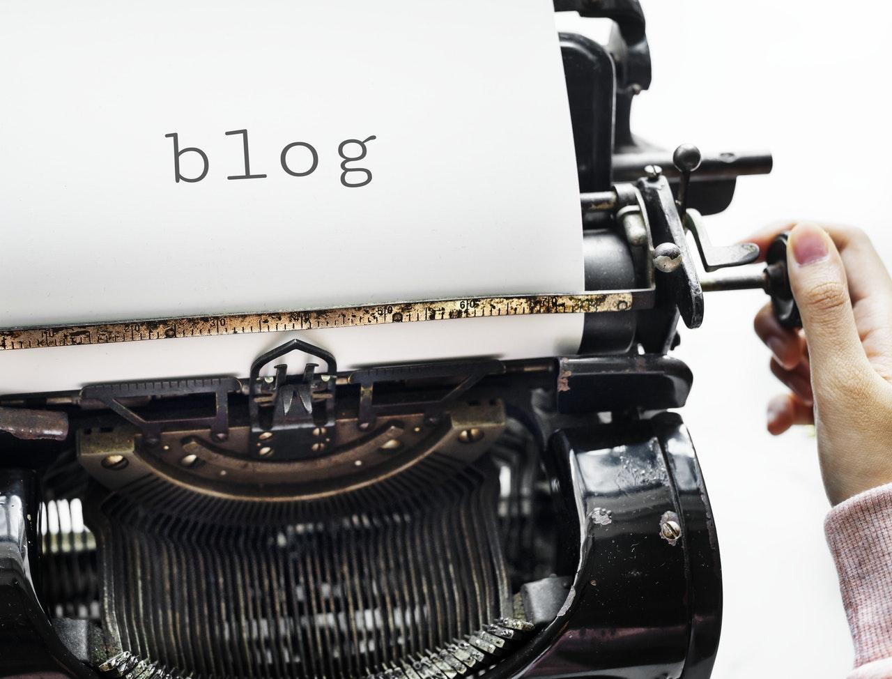 Start Blog in 2018