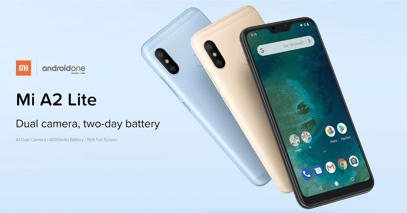 Photo of Xiaomi Mi A2 Lite – Full phone specifications