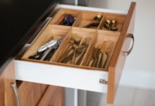 Metal Storage Drawer