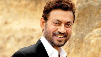 Photo of Bollywood actor Irrfan Khan dies at the age of 53