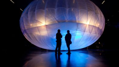 Photo of Alphabet's Loon balloons are helping scientists study gravity waves