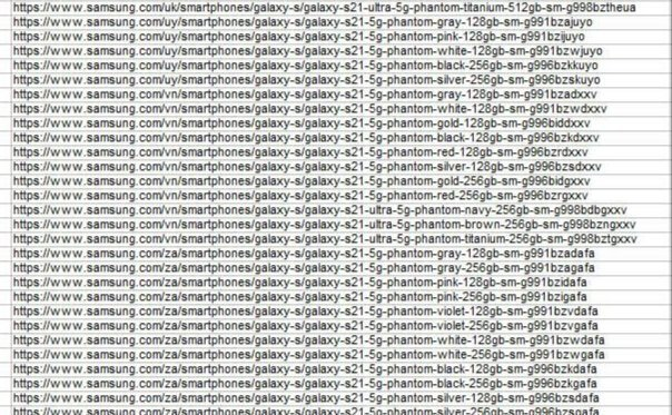 Red Galaxy S21 and Titanium S21 Ultra are in the works, too - Samsung Galaxy S21 vs Apple iPhone 12 Pro