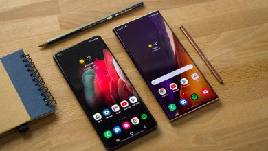 Photo of Samsung Galaxy S21 Ultra vs Galaxy Note 20 Ultra