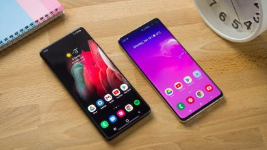 Photo of Samsung Galaxy S21 Ultra vs Galaxy S10 Plus